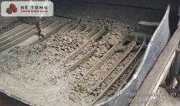 Bê tông tươi Bách Khoa tại Long An