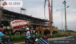 Bê tông tươi Hồng Hà Đồng Nai, TPHCM, Bình Dương
