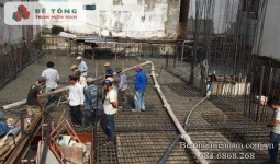 Cung cấp bê tông tươi tại Long Điền - 0836868268