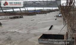 Gía bê tông tươi tại các KCN Nhơn Trạch Đồng Nai mới nhất 2018