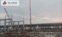 Bê tông tươi tại Dương Minh Châu Tỉnh Tây Ninh