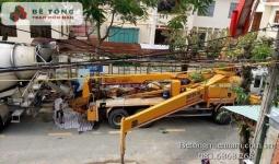 Nhà máy Bê tông tươi ở Thạnh Hóa Long An