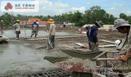 Bê tông tươi Tây Ninh tại Huyện Tân Biên