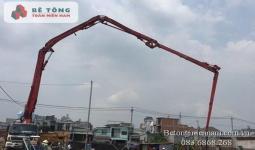 Cung cấp bê tông tươi tại KCN Tây Ninh