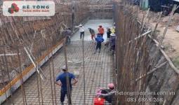 Bê tông tươi tại Xã Lý Nhơn huyện Cần Giờ