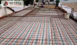 Bê tông tươi Tây Ninh tại Huyện Hòa Thành