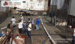 Bê tông tươi tại Xã Cần Thạnh Huyện Cần Giờ