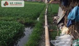 Bê tông tươi tại Xã Tam Thôn Hiệp huyện Cần Giờ