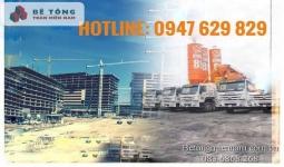 Công ty bê tông hùng vương Bình Phước - Đồng Nai - TPHCM