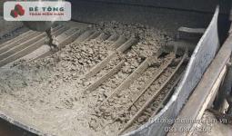 Bảng báo giá bê tông tươi tại huyện Xuyên Mộc, Bà Rịa Vũng Tàu