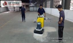 báo giá đánh bóng sàn bê tông tại tphcm