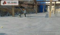 Kỹ  thuật xoa nền bê tông và xoa sika nền bê tông
