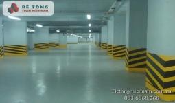 Dịch vụ thi công sơn epoxy sàn nhà xường