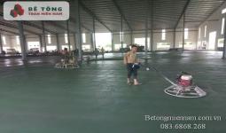 Dịch vụ thi công xoa nền, cào cán, cắt ron bê tông TPHCM - Bình Dương - Đồng Nai - Tây Ninh