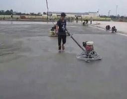 Giá xoa nền bê tông