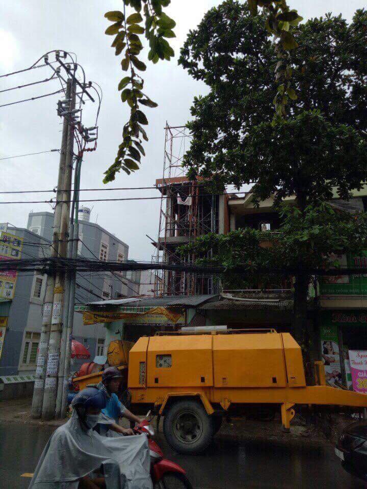 Bê tông tươi giá rẻ TPHCM