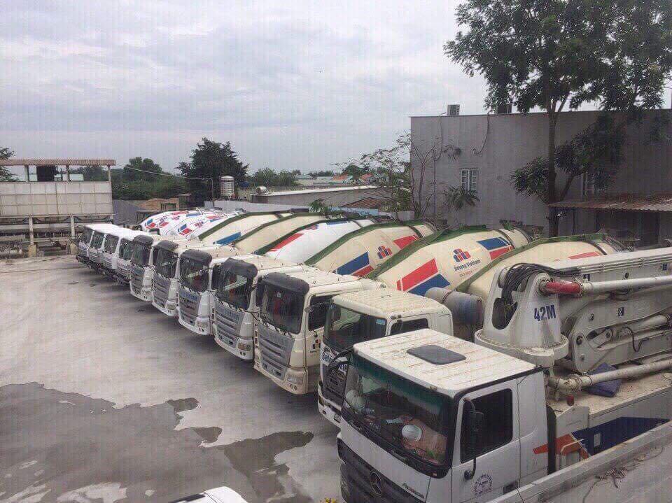 bê tông huyện Trảng Bom Đồng Nai