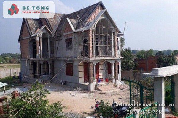 Bê tông tươi ở Biên Hòa