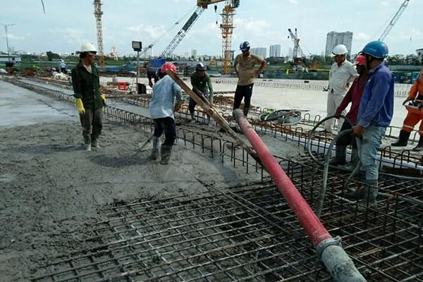 Bê tông tươi Việt Hàn