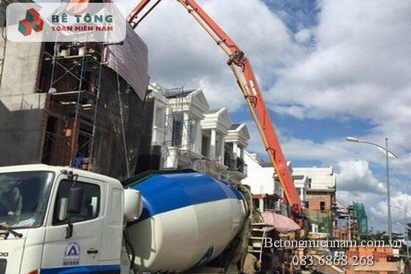 Công ty bê tông Bình Phước
