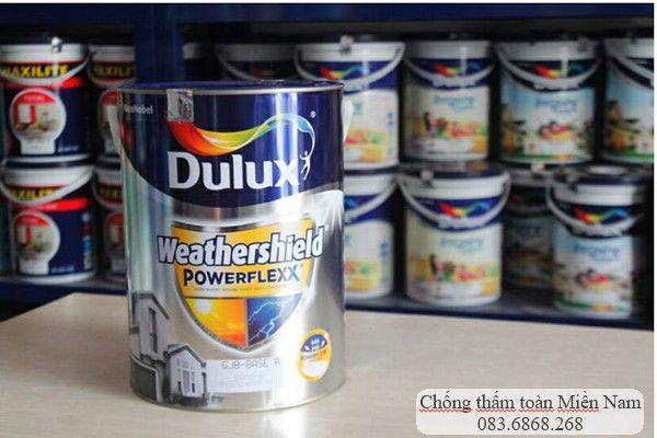Đại lý chống thấm sơn DULUX